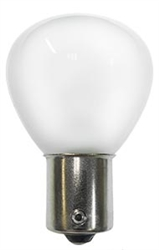 1139if Inside Frosted Miniature Bulb Ba15s Base Rp11 Sc Bay 12v 15cp Frosted 1139if 1139if
