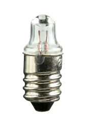 #222 Miniature Bulb E10 Base