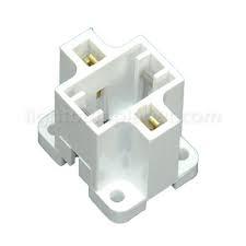 G23 Amp G23 2 Base Cfl Vertical Screw Down Socket Cfl