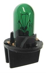Pc194g Green Miniature Bulb Pc Socket Base 194 Green