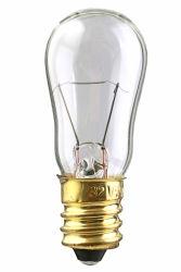 6s6 120v 6 Watt S6 120 Volt E12 Base S6 120v 6w E12 Base 6s6 120v Miniature Bulb E12 Base S6