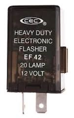 Ef42 12v 45a 2 Pin Variable Load Flasher Fsh7220 Flasher